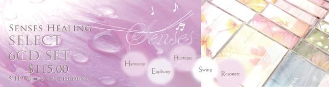 Hawaii Healing Series 6CD Select Set